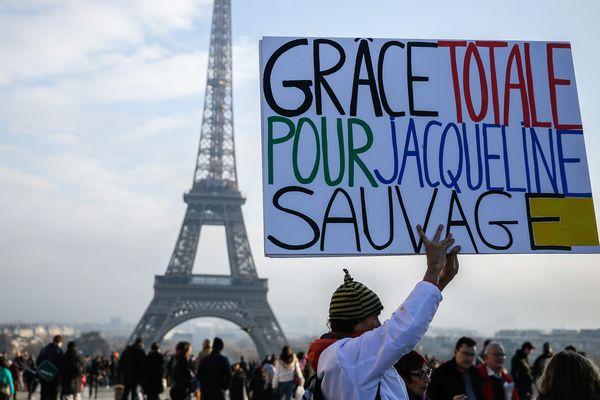 Depuis le début d'année, des militants d'Osez le féminisme 63 s'étaient mobilisés pour demander la libération de Jacqueline Sauvage.