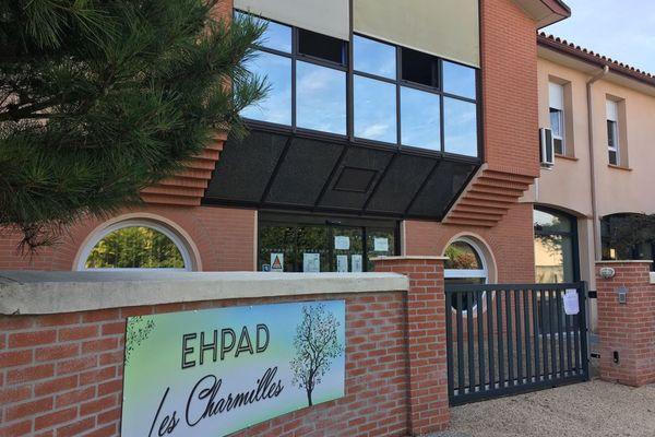 L'Ehpad de Lescure-d'Albigeois (Tarn) accueille soixante résidents. 28 d'entre-eux ont été testés positifs au Covid.