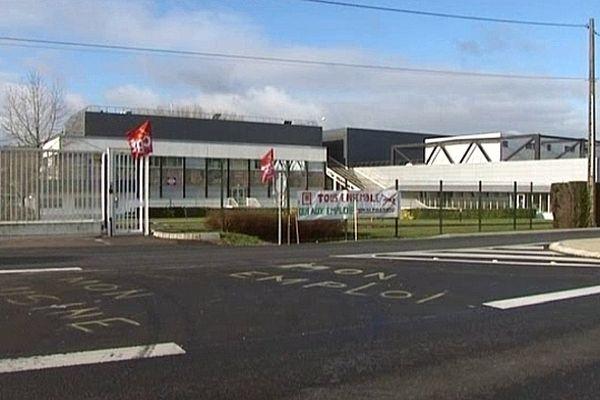 L'usine Merck a fermé au début de l'année 2012.
