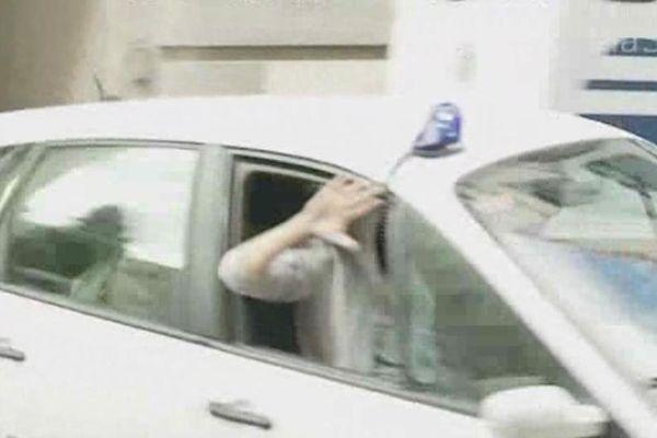 Marseille, le 16 septembre 2013: Camille Abboche est transféré à la prison