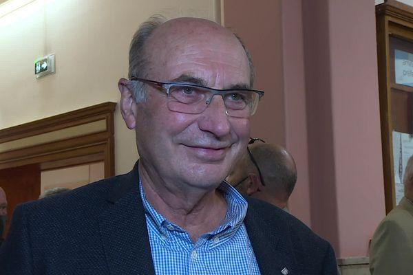 Jean-Louis Bousquet, dimanche 10 octobre 2021.