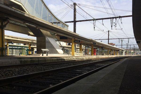 Un seul aller-retour entre le Limousin et Paris lundi 9 avril