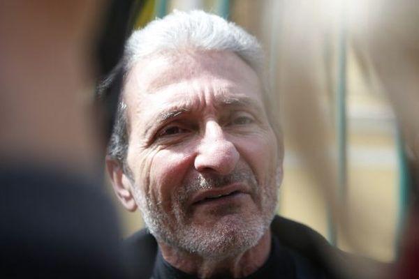 """Joseph Colombani est tête de liste """"Terra Nostra"""" aux élections à la chambre d'agriculture de Haute-Corse."""