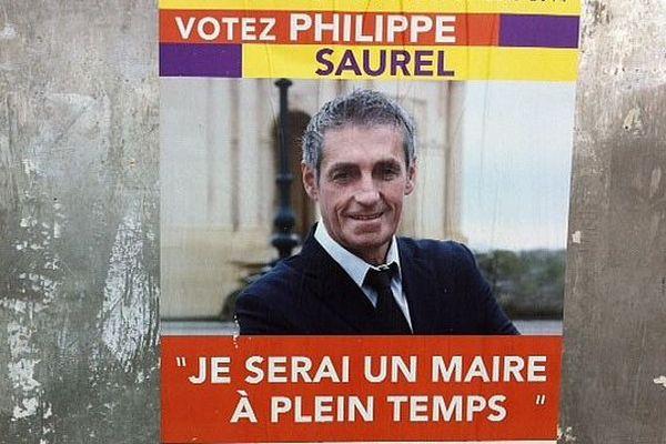 Philippe Saurel, dissident PS, candidat aux municipales à Montpellier