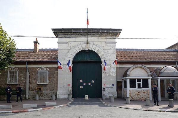 La maison d'arrêt de Fresnes dans le Val-de-Marne où une deuxième infirmière a été détectée positive au Covid-19.
