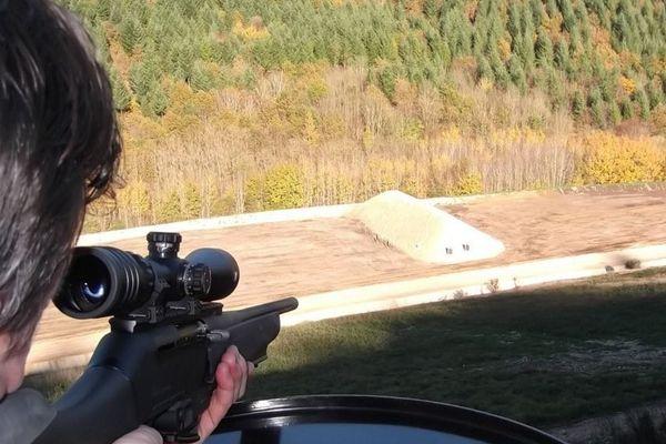 Solgarde propose également des installations pour des tirs longue portée