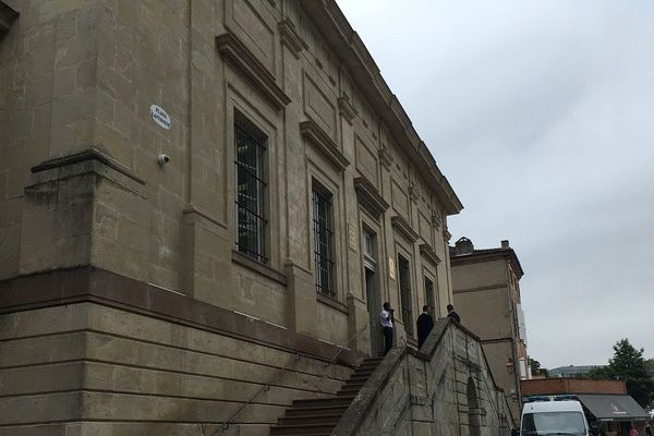 Le procès d'Elisa Delga et Mickaël Taboulot se tient à Albi jusqu'au 15 novembre 2019.