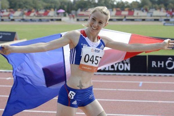 Marie-Amélie le Fur a remporté une médaille d'or en saut en longueur aux Championnats du monde handisport d'athlétisme au Qatar.
