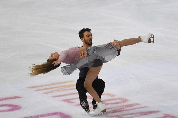 Gabriella Papadakis et Guillaume Cizeron partent grands favoris.