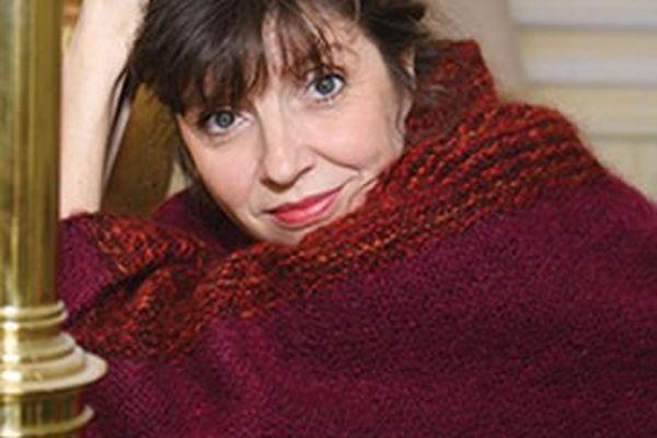 Carole Martinez reçoit le prix France Bleu des Mots Doubs 2015