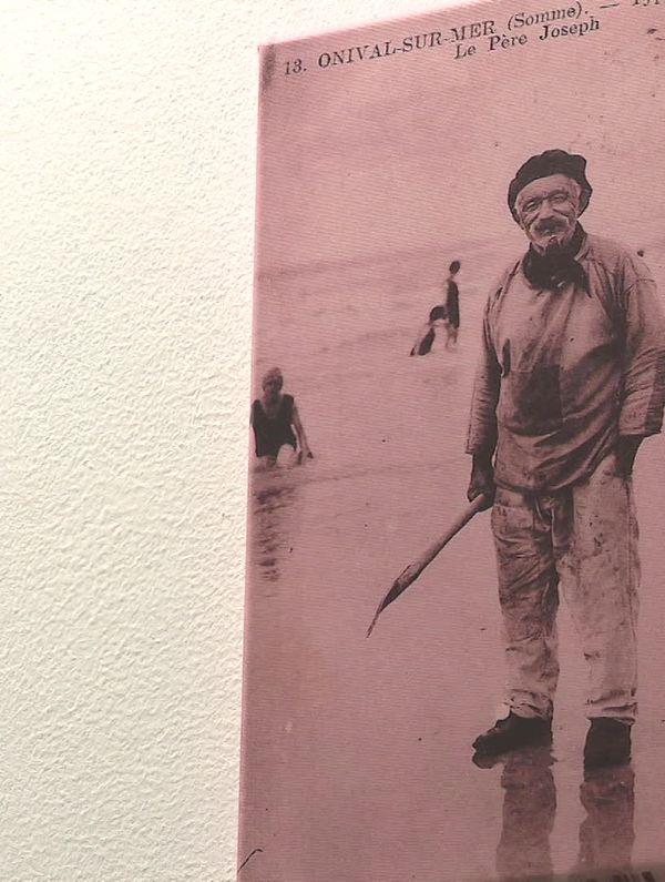 Sur cette photo, un visiteur a reconnu son arrière-grand-père.