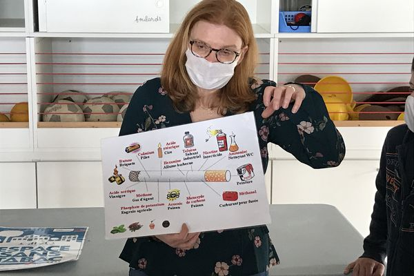 La liste des composants ajoutés au tabac provoque l'effarement des enfants, notamment des enfants de fumeurs
