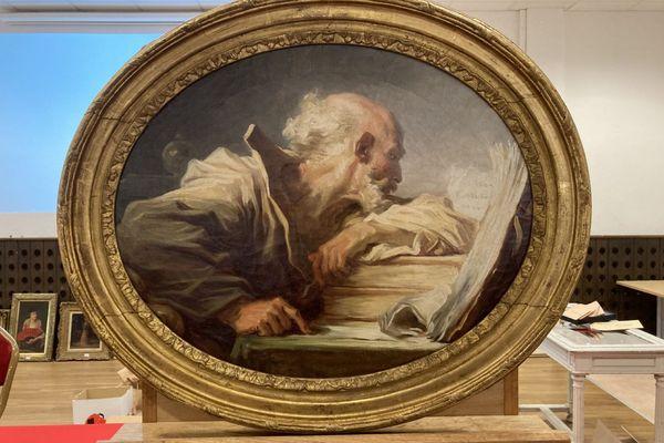 Le tableau de Jean Honoré Fragonard a été vendu aux enchères pour la somme de 6,3 millions d'euros.