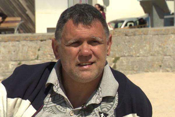 David Renard a fait toute sa carrière de rugbyman au Stade Rochelais.