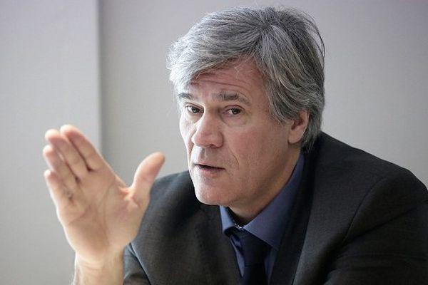 """Stéphane Le Foll est """"pour"""" le projet de retenue d'eau"""