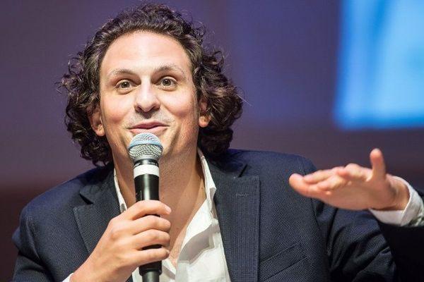 Alexandre Bloch, un talent précoce pour diriger l'Orchestre national de Lille