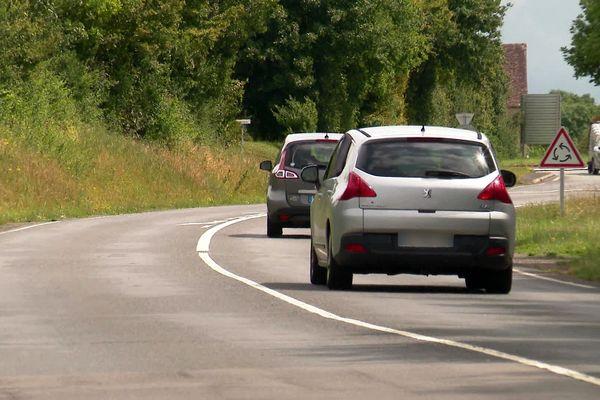 La Sarthe veut faire repasser certaines routes à 90 km/h