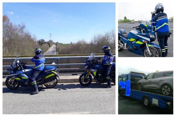 194 km/h au lieu de 110 ou 127 km/h au lieu de 70, en Normandie, les contrôles de gendarmerie et de police vont se multiplier.