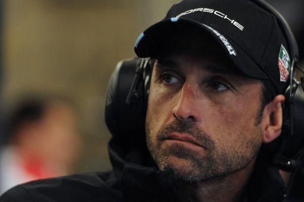 Patrick Dempsey lors de l'édition 2015 des 24 Heures du Mans