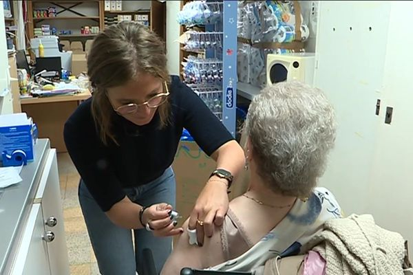 Désormais, les pharmaciens peuvent pratiquer la vaccination contre la grippe.