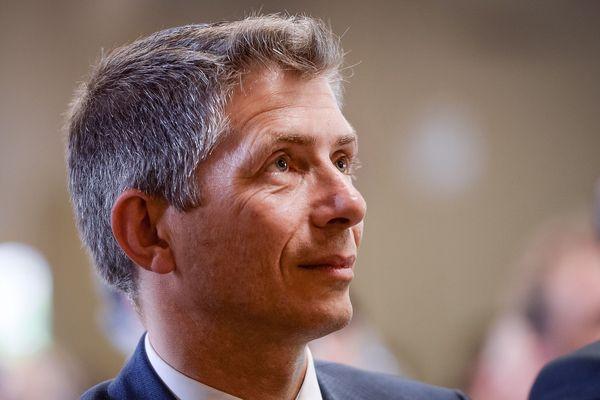 Gil Avérous a été réélu avec plus de 70% des voix à Châteauroux lors des élections municipales 2020