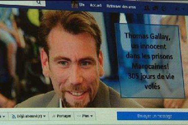 Le comité de soutien de Thomas Gallay mobilise sur les réseaux sociaux.