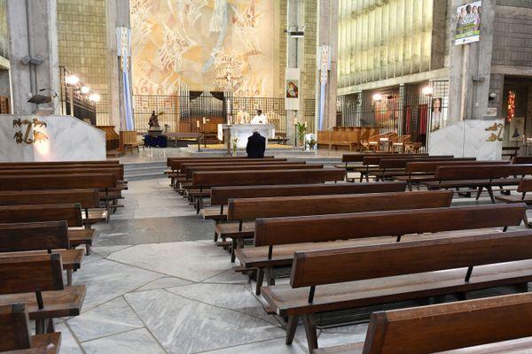 Eglise Saint-Louis à Lorient