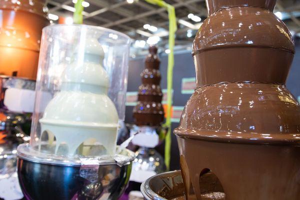 Le Salon du chocolat fête ses 25 ans cette année. (Illustration)
