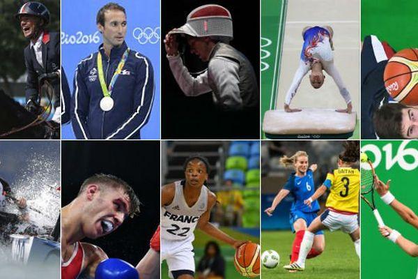 Les athlètes nordistes ont connu des fortunes diverses lors de cette première semaine olympique à Rio.