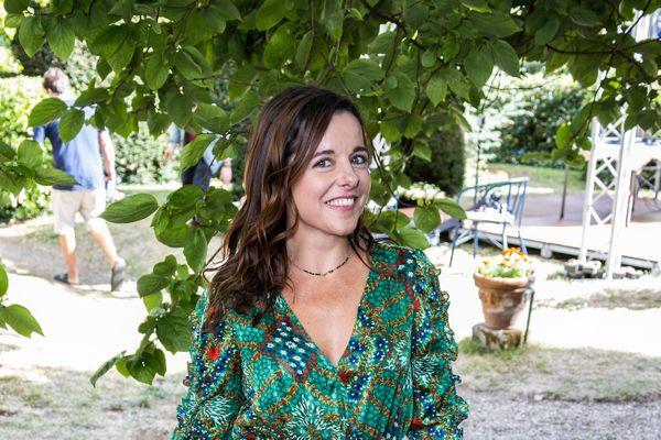 Laura Calamy, ici en août 2020, est à l'affiche de Louloute primé au festival de La Roche-sur-Yon