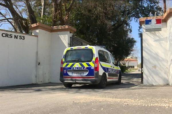 Le policier blessé ainsi que la compagnie ont retrouvé leur caserne ce mardi dans la matinée.