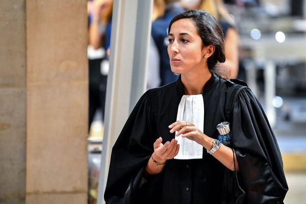 Maître Olivia Ronen, avocate de Salah Abdeslam