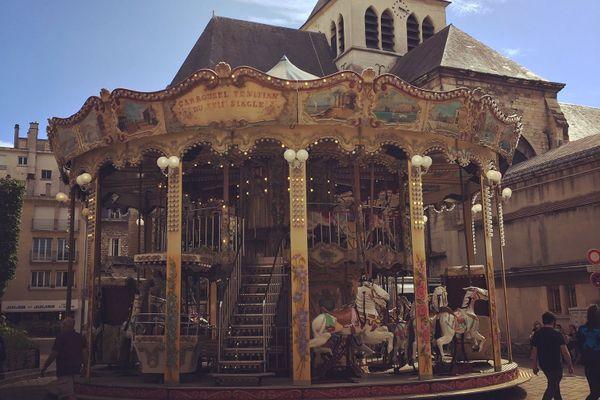 Guy travaillait au carrousel vénitien depuis 2008.