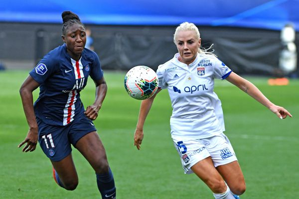 L'OL féminin bat le PSG et remporte la Coupe de France !