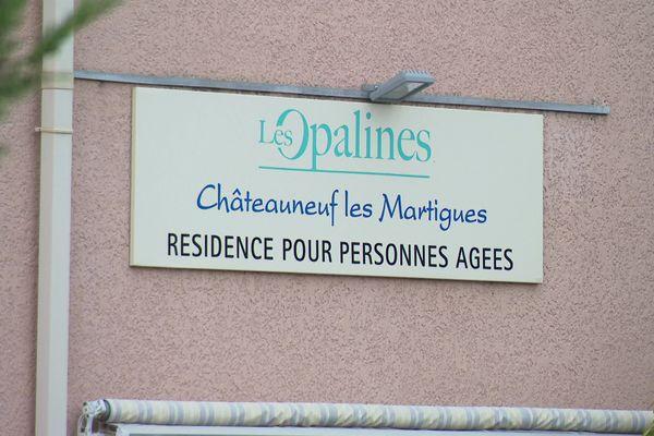 C'est dans cet Ehpad des Bouches-du-Rhône, à Châteauneuf-les-Martigues qu'un kinésithérapeute a agressé sexuellement une résidente de 95 ans atteinte d'Alzheimer .