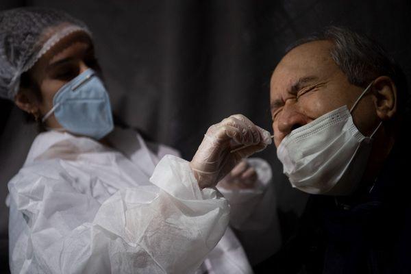 Dans son bilan du 25 mai, l'agence régionale de santé de Corse fait état de 46 hospitalisations liées à une infection au Covid19 dont 8 en réanimation.