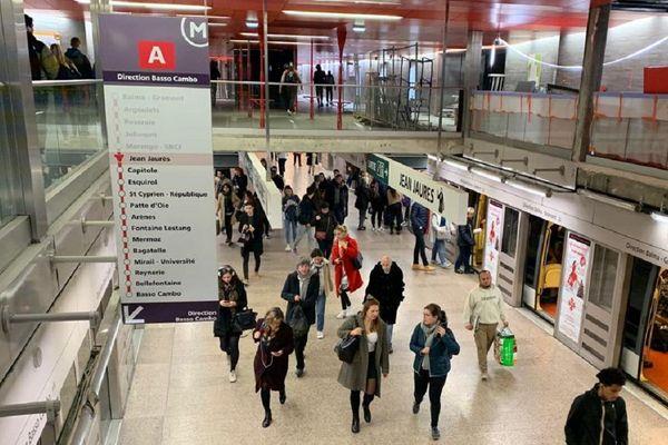 L'exploitation de la ligne A version XXL du métro toulousain est reportée jusqu'à nouvel ordre.