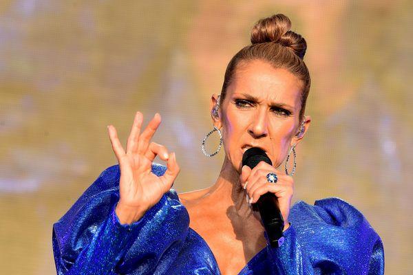 Céline Dion, soirée complète pour son concert aux Vieilles Charrues