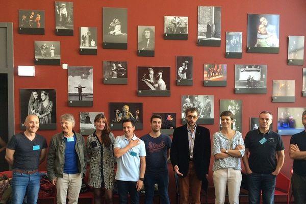 La rentrée littéraires au TNP de Villeurbanne : des auteurs invités par l'association Auvergne Rhône-Alpes Livre et Lecture  - 10/8/19