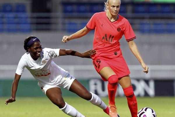 L'équipe féminine de Montpellier a remporté la finale de la Women's French Cup face au PSG jeudi soir.