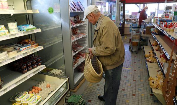 La présence d'un commerce alimentaire dans la commune facilite la vie des plus âgés.