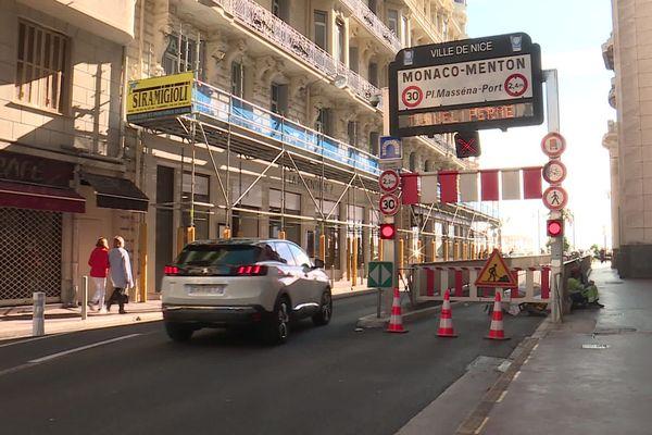 Le tunnel de la rue du congrès deviendra cycliste début mars