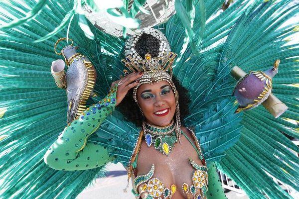 Le carnaval de Nice se tient jusqu'au 28 février.
