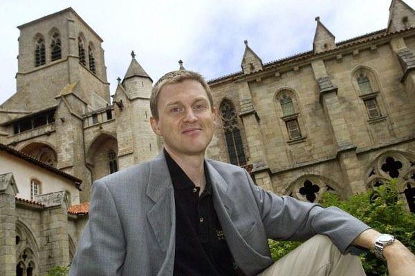 Jean-Michel Mathé, nouveau directeur du festival de Besançon Franche-Comté