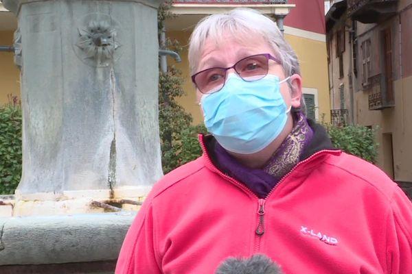Pascale Lorentz a accepté de témoigner après la découverte des corps de ses parents disparus depuis le 2 octobre, leur maison avait été emportée.