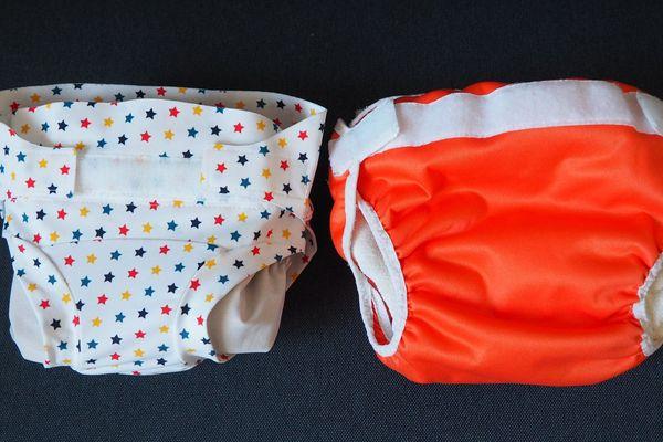 Aujourd'hui, de nombreuses marques, y compris françaises, proposent des couches lavables.