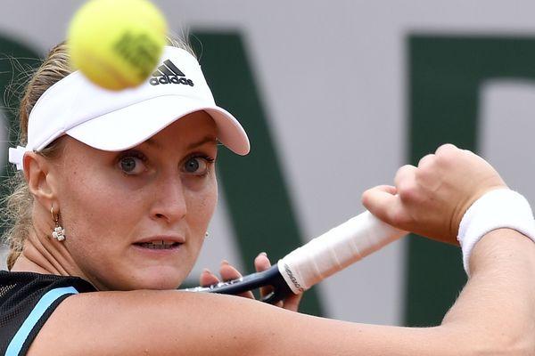 Le tournoi de Roland-Garros est déjà terminé pour la joueuse originaire de Saint-Pol-sur-mer.