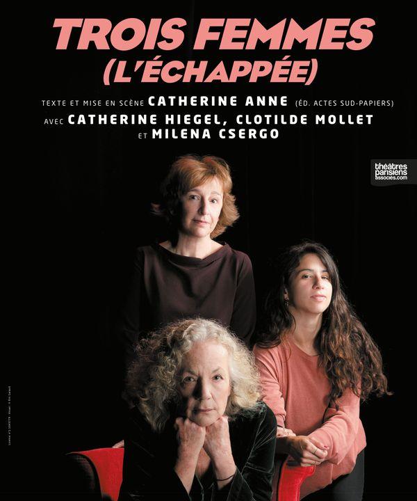 L'affiche Trois femmes