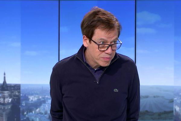 Le professeur Philippe Froguel invité du 19/20 de France 3 Hauts-de-France le 03 mars 2021