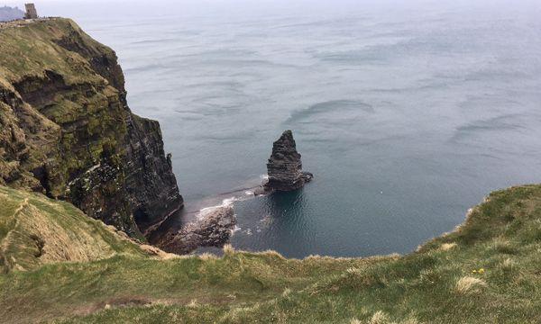 Les falaises de Moher (Irlande)